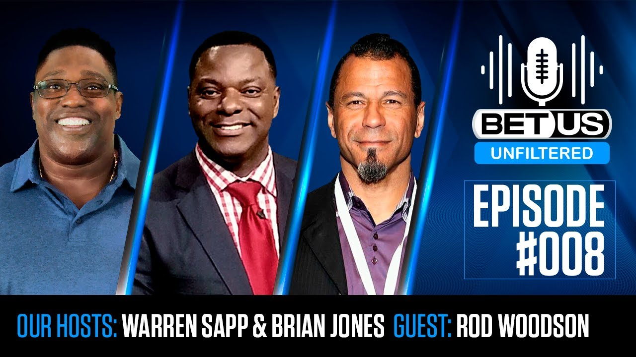 Warren Sapp & Brian Jones host Rod Woodson
