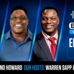 Warren Sapp Brian Jones Desmond Howard for BetUS Unfiltered Podcast