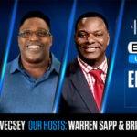 Warren Sapp Brian Jones Peter Vecsey for BetUS Unfiltered Podcast