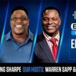 Warren Sapp Brian Jones Sterling Sharpe for BetUS Unfiltered Podcast