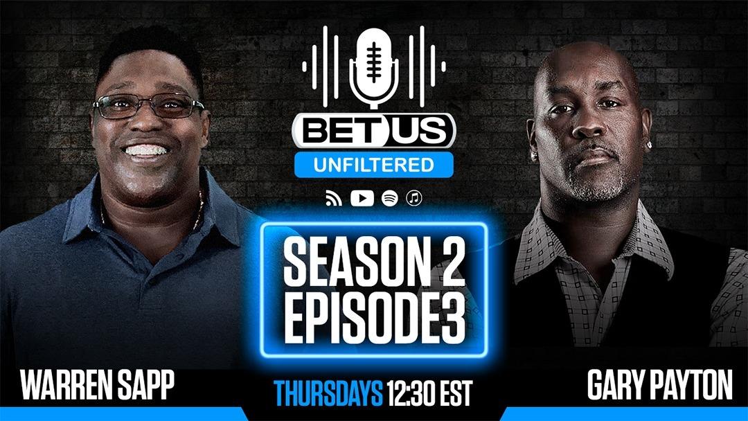 BetUS Unfiltered Season 2 #003 | Warren Sapp, Gary Payton & Dawn Lupul Bring us into March!